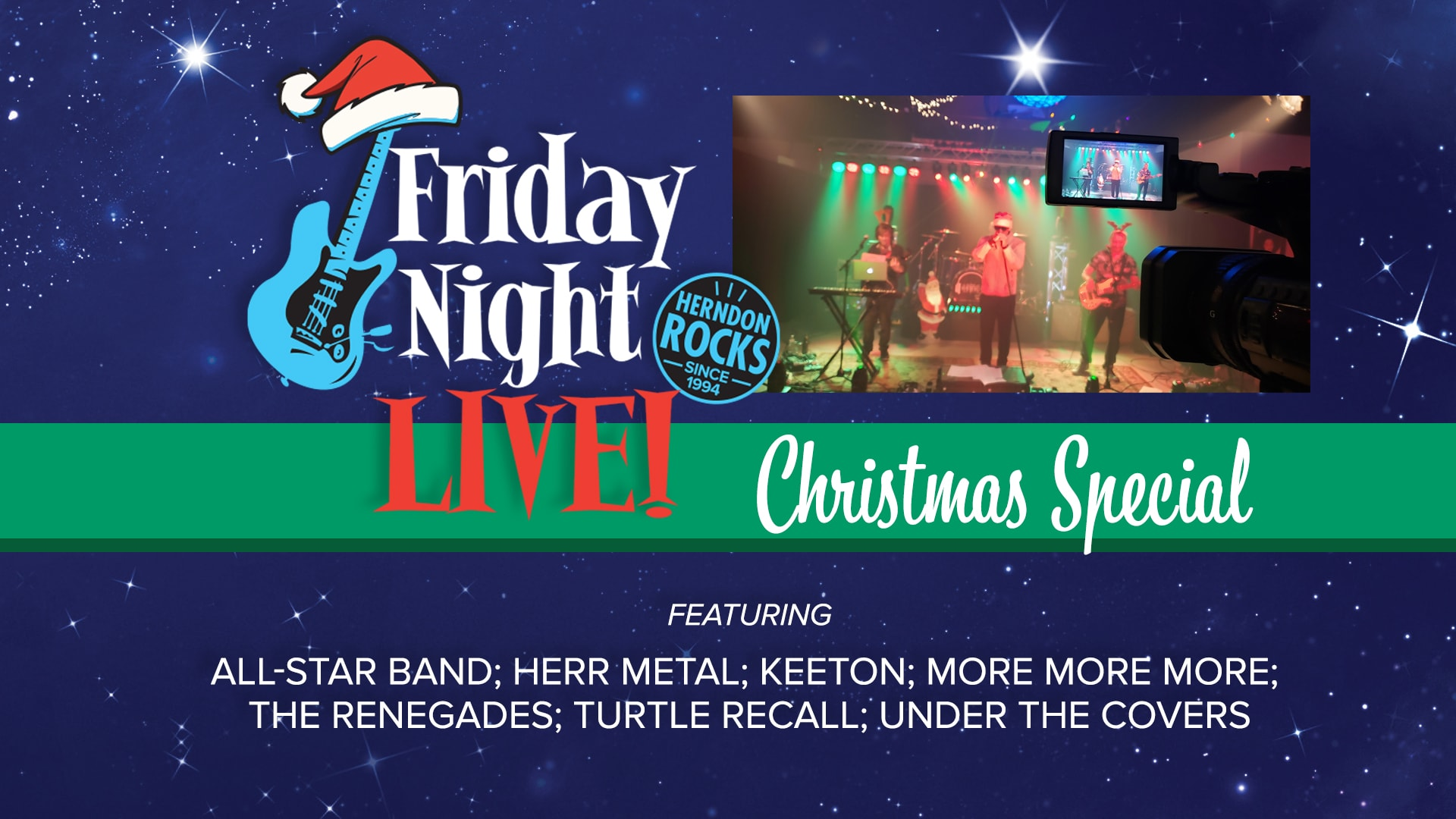 Friday Night Live! Christmas Special